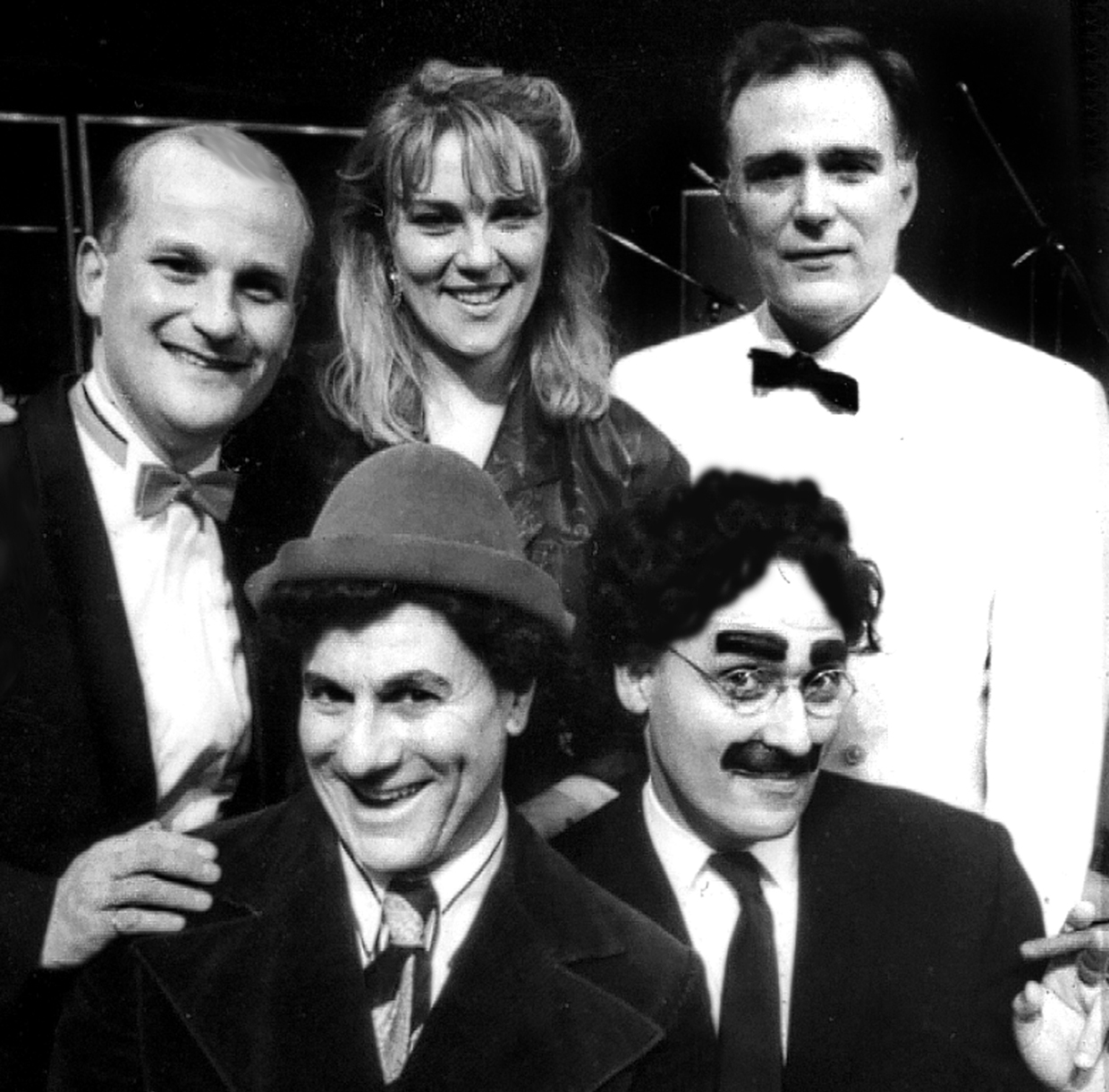 The Series 2 Cast